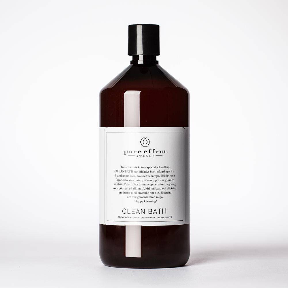 Pure Effect Clean Bath
