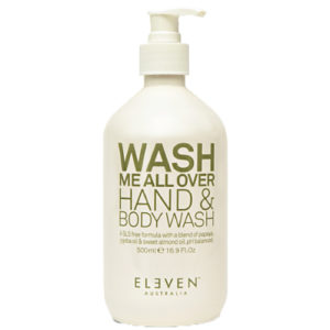 Eleven Wash me all over Hand & body wash