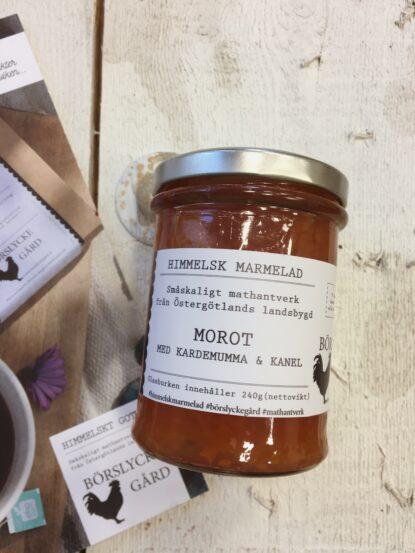 Börslycke Gård Himmelsk marmelad Morot