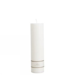 Stearinljus pure vi 8 x 30 cm