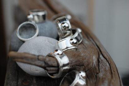 Alti andas ring silver