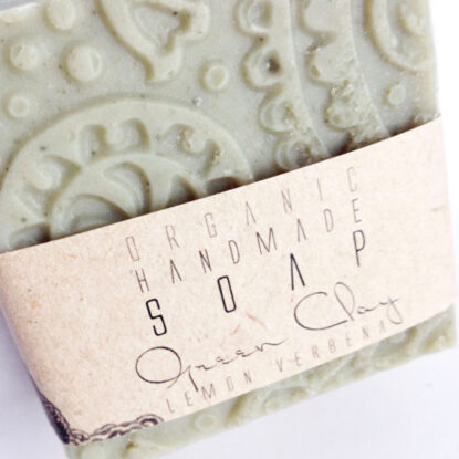 Kaliflower Organics handmade soap green clay.jpg