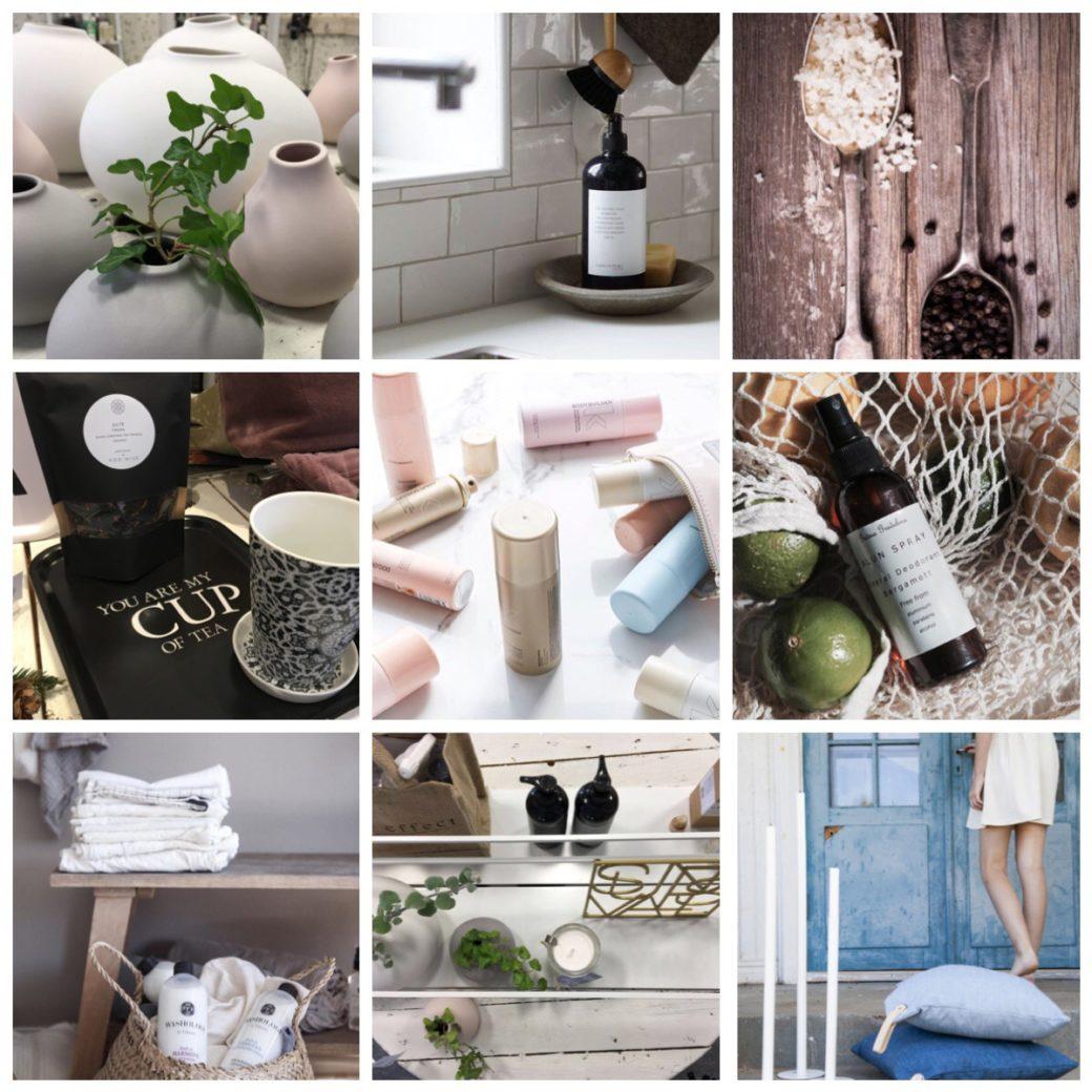 Sister Green - ekologiska produkter för hår, hud och hem