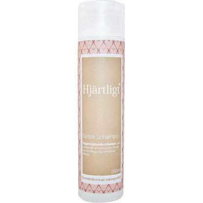 Hjärtligt Detox Shampoo