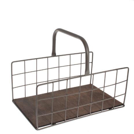 Storefactory Korg i metall Bäcketorp liten