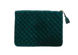 Affari Väska - Clutch grön