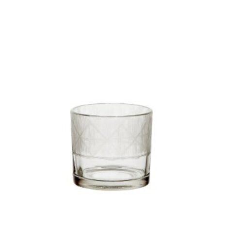 Ljuslykta glas Fiona klar