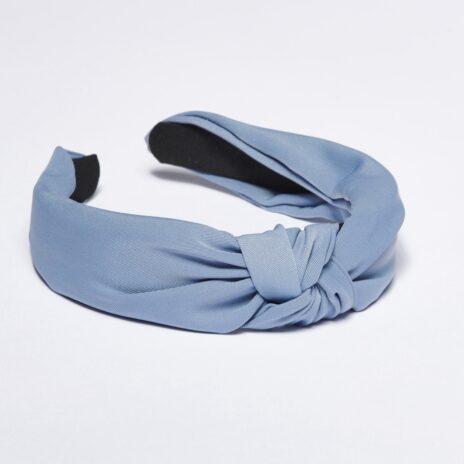 Headband Diadem Nova blågrå