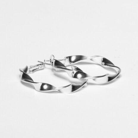 Örh'ängen Julia ring silver