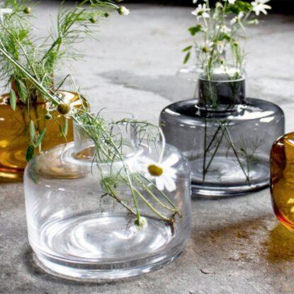 Storefactory Vas Malmby glas klar