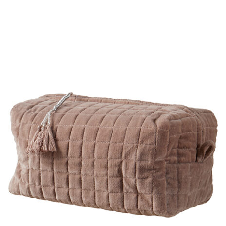 Affari Necessär dusty pink XL