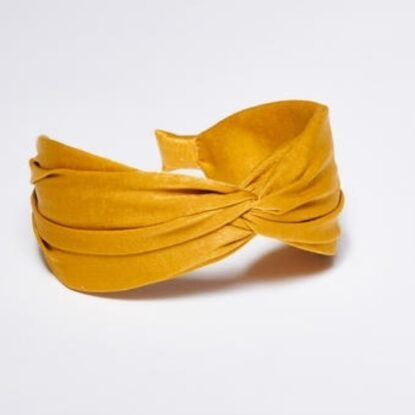 Headband Ebba diadem gul