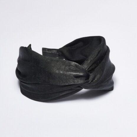 Headband Ebba diadem svart