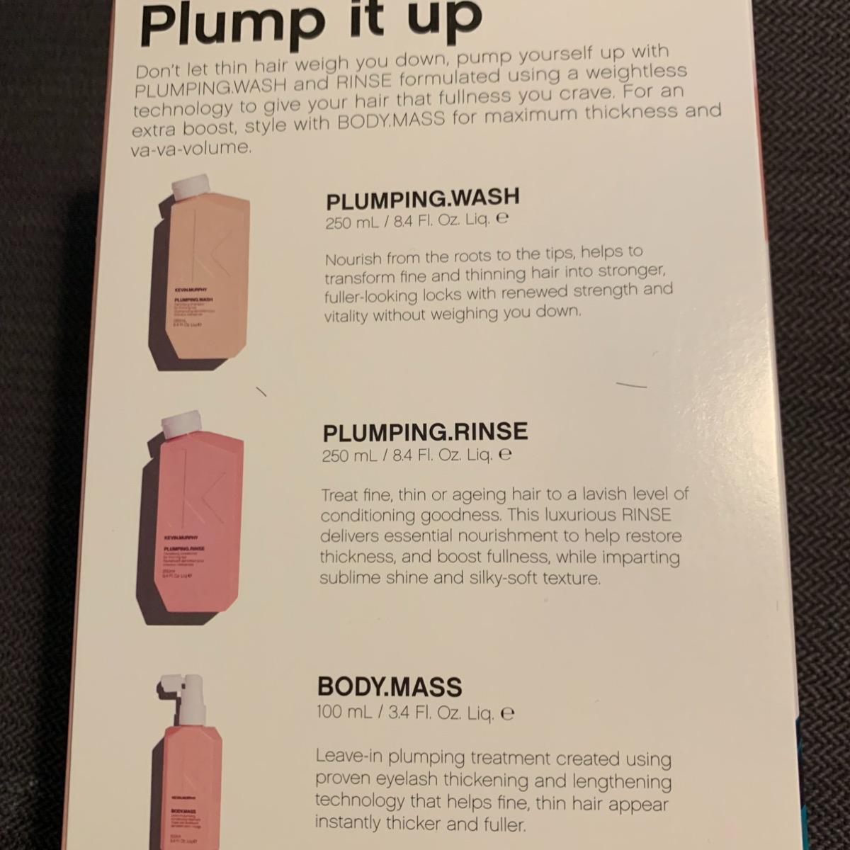 Plump It Up Kit Sister Green