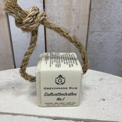 Grevinnans Rum Saltvattentvålen No 1
