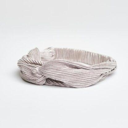 Headband Alicia silver