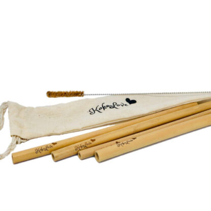 Sugrör kokolove bambu