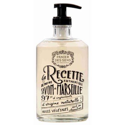 Panier des sens savon de Marseille Provence