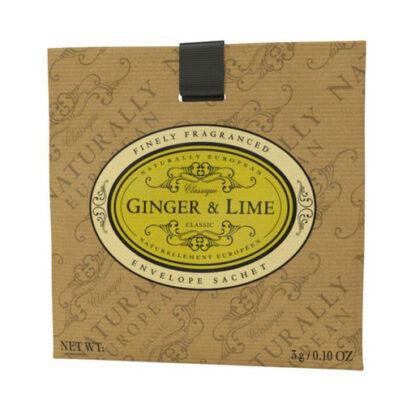 Naturally European Doftpåse ginger & lime