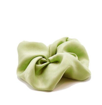Scrunchie Vera oversize mintgrön