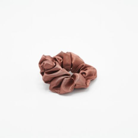 Scrunchie Bea rosebrown