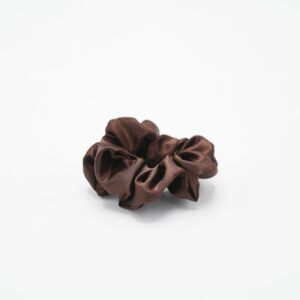 Scrunchie Bea darkbrown