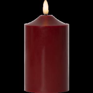 Blockljus LED röd