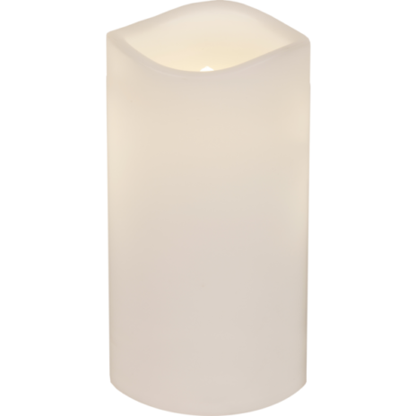 Blockljus LED utomhus vit
