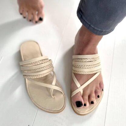 Sandal Reunion natur