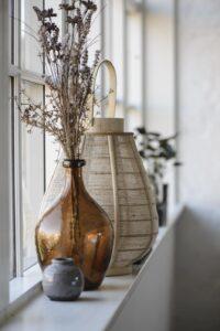 Ib Laursen Glasvas brun miljö 3
