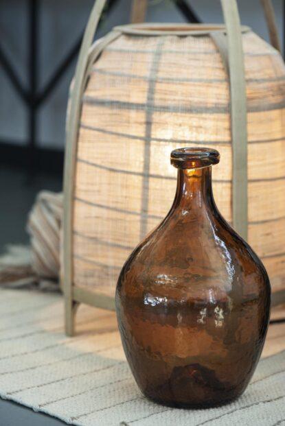 Ib Laursen Glasvas brun miljö 5