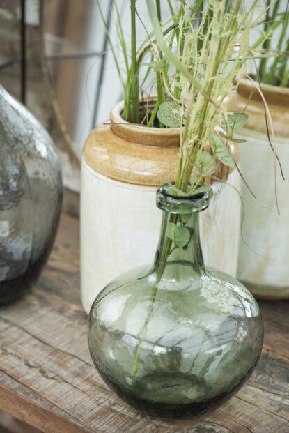 Ib Laursen Glasvas grön miljö 2