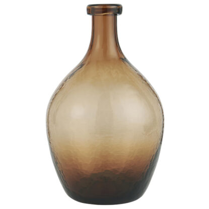 Ib Laursen glasvas brun 2