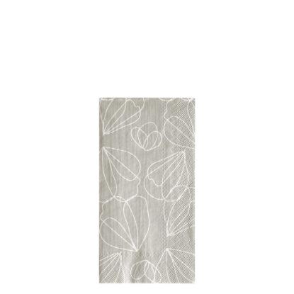 Storefactory Servett Bjuda beige blad 3