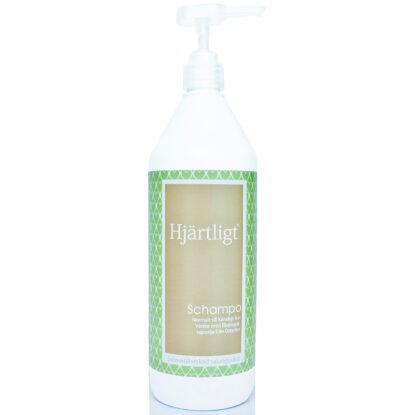 Hjärtligt shampoo 1 liter