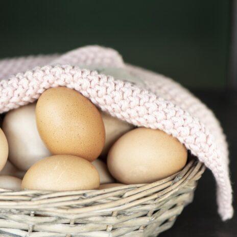 Ib Laursen Brödkorg ägg 2