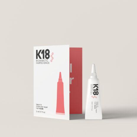 K18 Leave in repair molecular mask