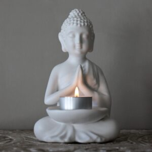 Majas Cottage Buddha ljushållare