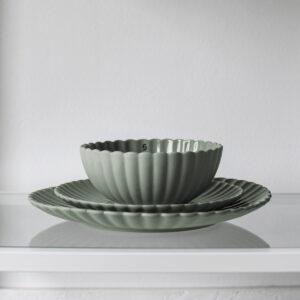 Storefactory Flora grön set
