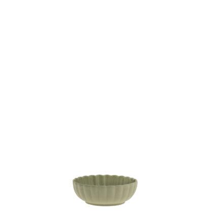 Storefactory Skål Flora grön mini