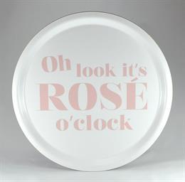 Bricka Rose o'clock 2