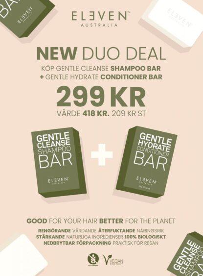Eleven_GENTLE_2021 Gentle cleanse duo