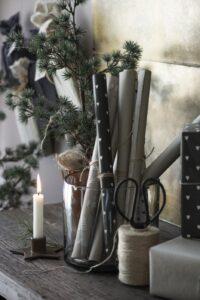 Ib Laursen Julklappspapper miljö 4