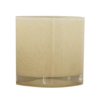 Ljuslykta Nilla vanilj 8 cm