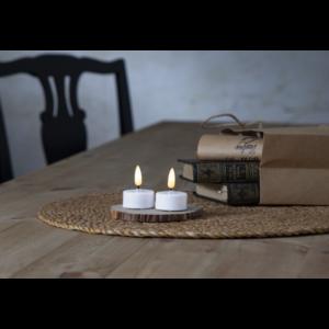 Värmeljus LED 2-pack miljö